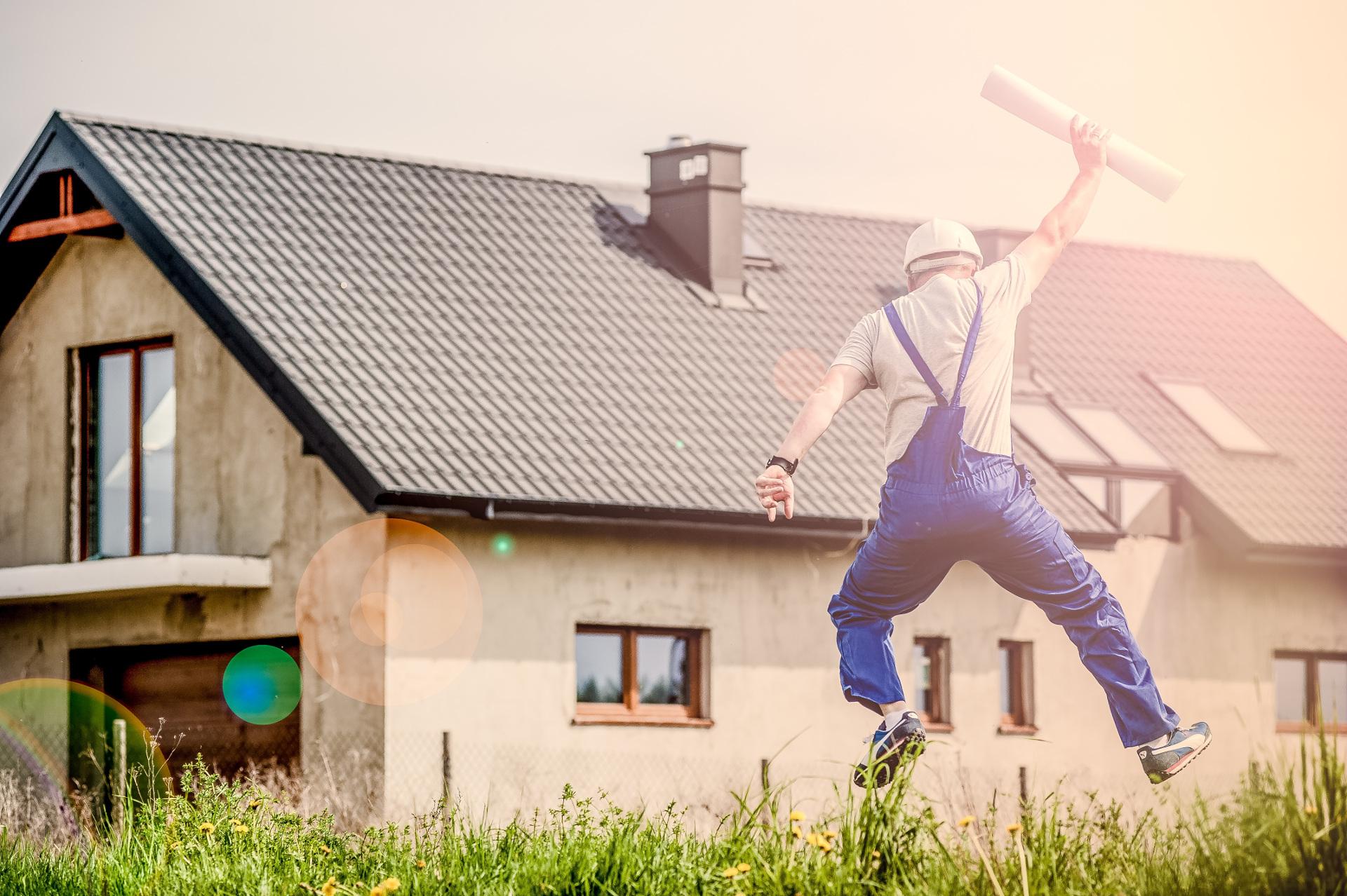 Imagen mostrando la felicidad por completar un proyecto.